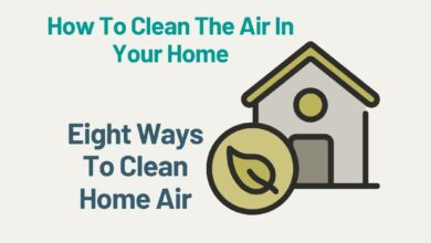 Photo of How To Clean The Air In Your Home