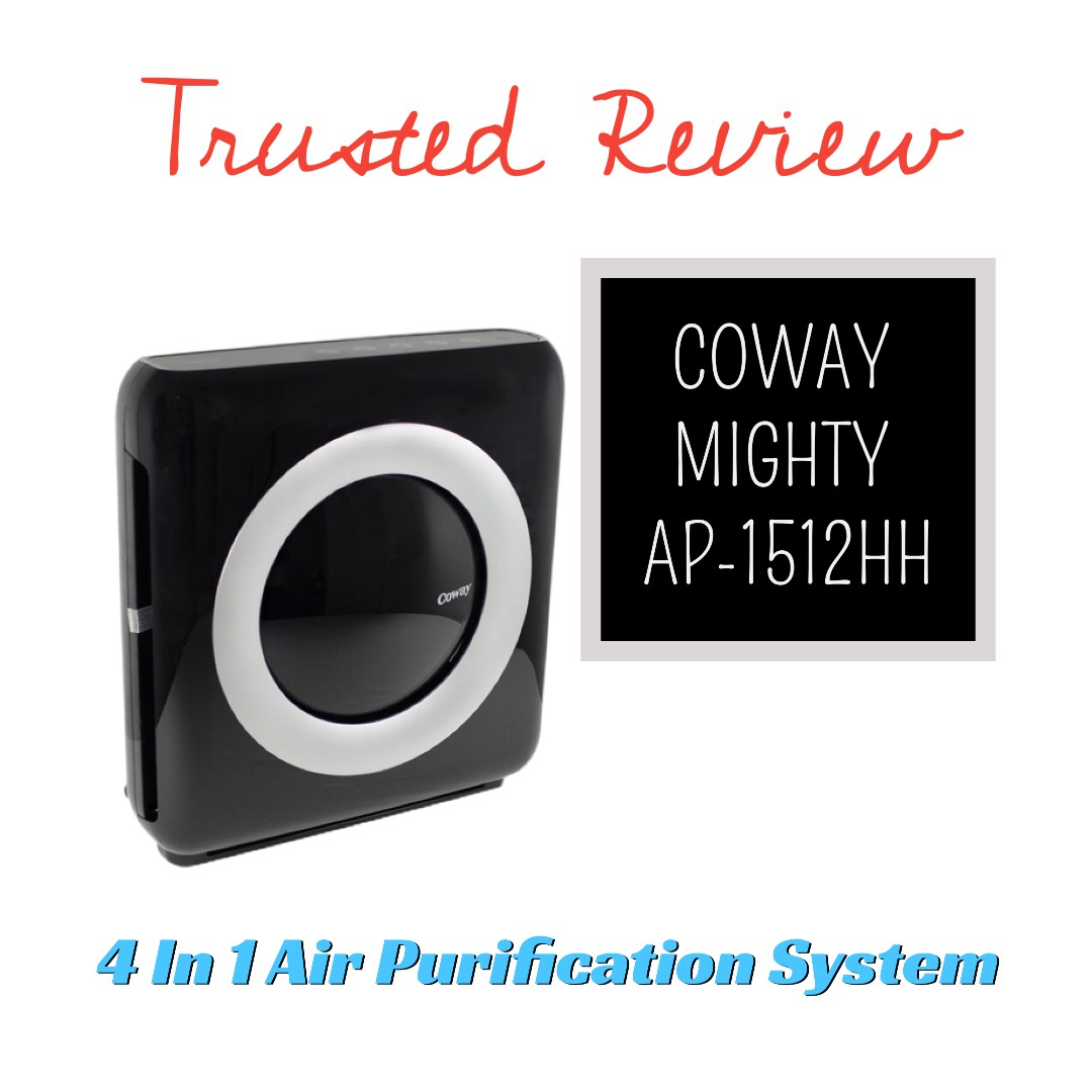 COWAY MIGHTY AP 1512HH review