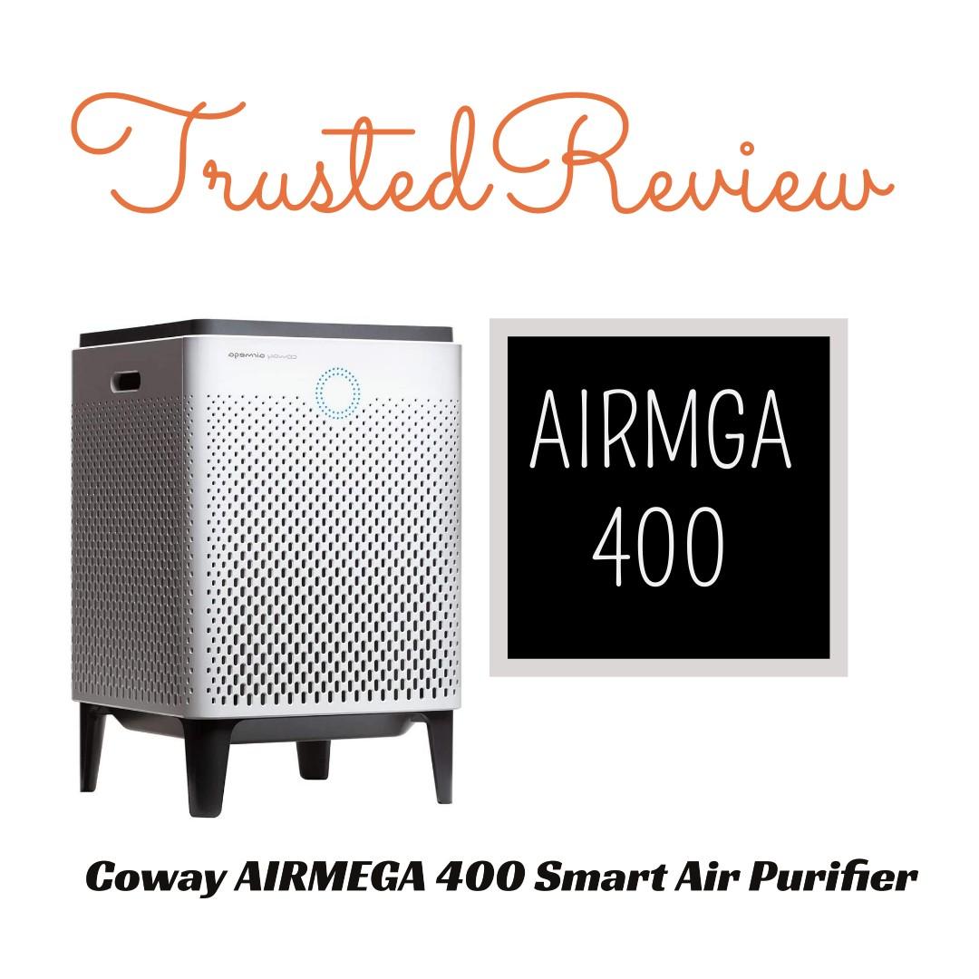 Coway AIRMEGA 400 Review