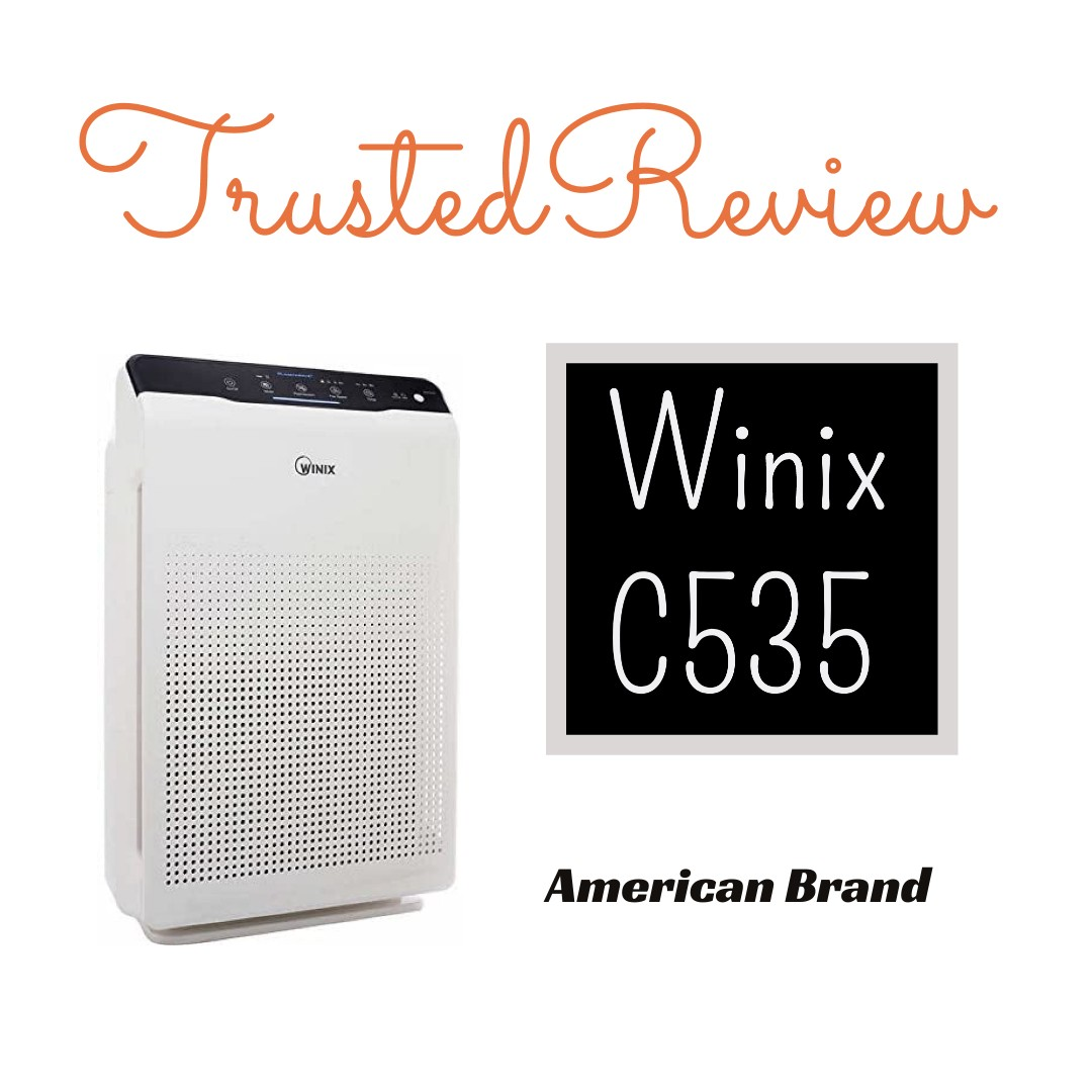 Winix c535 air purifier review