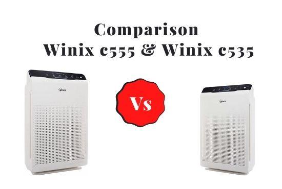 Winix c555 Vs Winix c535